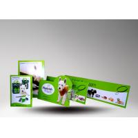 Quality Light duty cardboard standee for pets house in stores or supermarket for sale