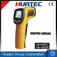 350 Degree Ceisius Non Contact Digital Laser Infrared Thermometer 300 Response Time 500ms for sale