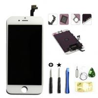 China PassionTR LCD Touch Screen Digitizer Frame Assembly Full Set Touch Screen Replacement for iPhone 6, 4.7-inch, White on sale