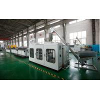 Quality Customized Color WPC Profile Machine 300KG/H Capacity For Wpc Door Frame WPC Profile Machine for sale