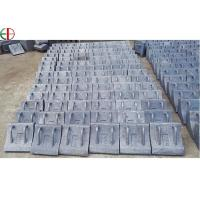 China High Cr Abrasion-resistant White Iron Casting Lifter Bar for AG SAG Mill on sale