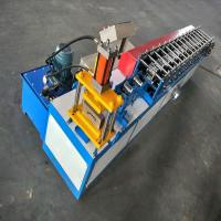 Buy cheap 8-10m / Min Capacity Shutter Door Roll Forming Machine With Mold Cutting from wholesalers