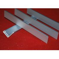 Quality 6063 Aluminium Solar Panel Frame 40 - 120 um Powder Coating Color Thickness for sale