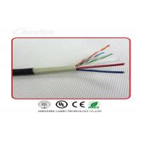 Quality Category 5e 2dc Power Lan Ethernet Network Cable Cat5eC For Structured Cabling for sale