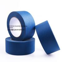 Custom Size Masking Adhesive Tape Resistant External Agents Specially Impregnated Paper for sale