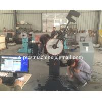 China Electronic Power Charpy Low Temperature impact testing machine 800J JBS on sale