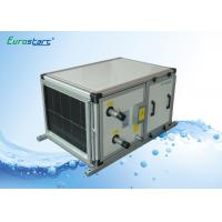 Quality Eurostars Low Noise Commercial Air Handling Unit Ultra Thin Ceiling Type for sale