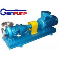 Quality IH Horizontal Single Stage Chemical Centrifugal Pump for  food industry pump for sale