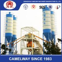 China Most popular high quality Camelway machinery HZS60 60m3 / h concrete mixing plant on sale