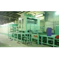 Quality High Efficiency Egg Tray Moulding Machine With Servo Control And Wet Press System for sale
