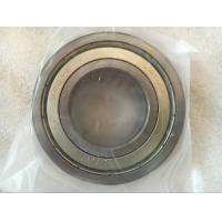 Quality 6207 ZZ Chrome Steel Deep Groove Ball Bearings Single Row Double Shielded for sale