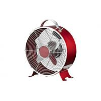 Quality 9 Inch Air Circulator Electric Table Fan Round Vintage 60HZ Retro Style for sale