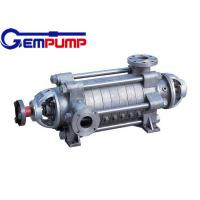 Quality D 600-60 Multistage High Pressure Pumps 280~1250 kw  high efficiency for sale