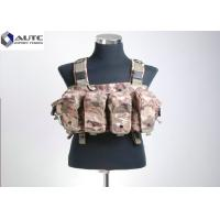 Quality Soft Nylon Velcro Military Body Armor Side Protection Level 3 Level 4 External for sale