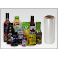 Quality Clear BOPLA Shrink Film Heat Shrink Film Flexo Printing 100% Compostable & Biodegradable for sale