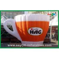 Quality Outdoor Advertising Inflatable Coffee Cup For Sale for sale