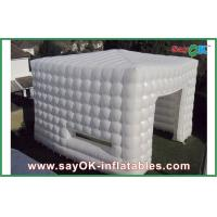 Quality Event Giant Inflatable Air Tent L4mxW4m Backyard White Inflatable House for sale