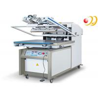 China Automatic Microcomputer Screen Printing Machines With Four Cylinders / Valves on sale