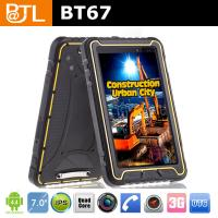 Quality Gold supplier BATL BT67 Ublox Touch Screen durable tablet pc with otg for sale