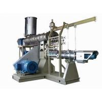 Buy 2000kgs/h twin screw extruder  fish feed making machine japan at wholesale prices