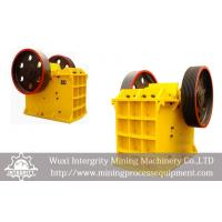 China Gold Mining Process Equipment ,Stone Jaw Crusher For Stone Crusher Plant on sale