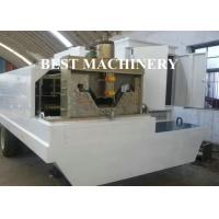 Buy Bolted or Seaming Type 600 - 305 K Span Roll Forming Machine Movable Car at wholesale prices