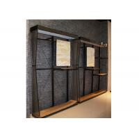 Quality Customized Wall Mounted Shelving Systems , Multi - Funcutional Wooden Shelving Units for sale
