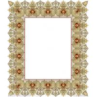 Quality MDF Photo Frame photo frame/MDF material/water transfer printing/free shipping for sale