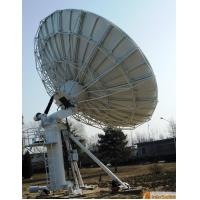 Quality 7.3m C band Satellite Antenna, Earth Station Network Management System for sale
