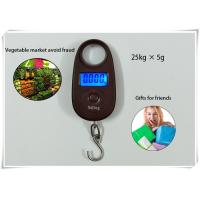 Quality 25kg / 5g Home Electronic Scale Sound Indication With Lock Function And Cell Button for sale