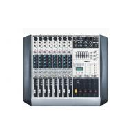 Quality 8 Channel DJ Audio Mixer , Professional USB mixing consoler for sale
