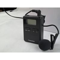 Quality 008A Bluetooth Tour Guide System , Audio Translation System With Sound Effect for sale