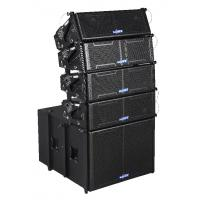 "Quality 2*6.5 "" pro two way line array speaker system LA206 for sale"