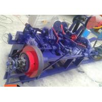 Quality China Manufacturer Single Strand Barbed Wire Mesh Making Machine for sale