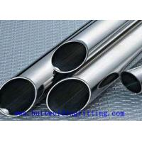 Quality Incoloy 800 / 800H / 800HT Nickel Alloy Pipe UNS N08800 / N08810 / N08811 for sale