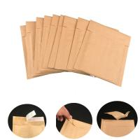 """Quality Recycled Kraft Ecolite Brown Padded Mailing Envelopes #0 6"""" X 9"""" for sale"""