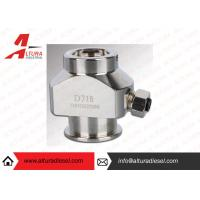 Buy Silver Durable Injector Clamp Precise Denso Injector Adaptor D71B at wholesale prices