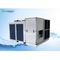Quality 10 Ton Rooftop Packaged Unitary Air Conditioner With High Efficiency Scroll Compressor for sale