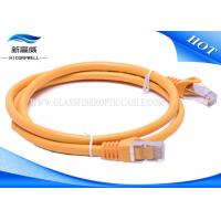 Quality 5 Meters Ethernet LAN Cable CAT6 UTP / STP 305 M Roll Length LSZH PVC Jacket for sale