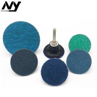 """Quality Surface Conditioning  Roloc Sanding Disc 36 Grit  2"""" 50.8MM / 3"""" 76.2MM TR Type for sale"""