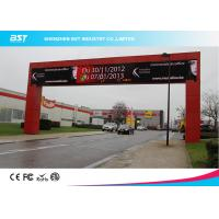 Quality P6 RGB SMD Outdoor advertising LED Display Full Color Waterproof High Luminance for sale