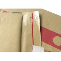 Buy Recycle  Eco Golden Brown Kraft Bubble Envelopes For  E-commerce at wholesale prices