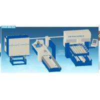 1500w 3 Phase CO2 Metal Laser Cutting Machine With Flat / Rotary Die Cutting