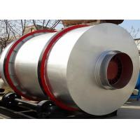 Animal Manure Clay Roller Dryer Machine Sand Mineral Ore Rotary Drum Dryer for sale