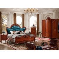China Luxury Antique Hotel Furniture With Bed And Table / Hotel Hospitality Suite on sale