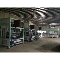 Quality Rotary Type Pulp Thermoforming Machine With Frequency Conversion Technology for sale
