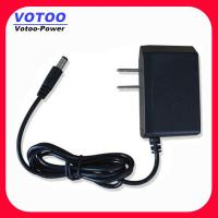 Quality 12V 1A Power Adapter US For CCTV Camera With CE Rohs Approval for sale
