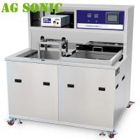 Quality 3600Watt 360L Industrial Ultrasonic Cleaner For Oil / Gas Diesel Tank for sale
