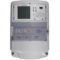 China Data concentrator AMI Solutions Plug - in module three phase council meter on sale