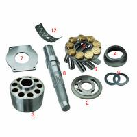 Quality OEM A4VSO Pump Iron Piston Pump Spare Parts With Ball Guide for sale
